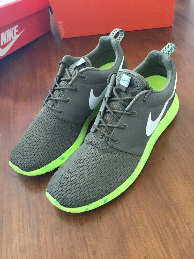 Nike Rosherun Men's Shoes Trainers New 669985 200 Comfortable Special limited time