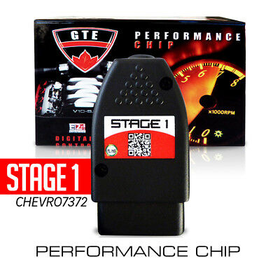 Performance Tuner Chip /& Power Programmer Module for 2004-2018 Chevy Colorado