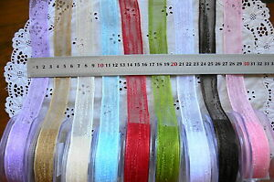 JUTE-Ribbon-Mesh-Assorted-25mm-wide-3-others-Metres-Long-9-Colour-Choice-BR12