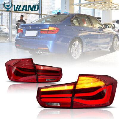 Outer Tail Taillight Light Lamp Passenger Side Fit 2012-2014 320i 328i 335i