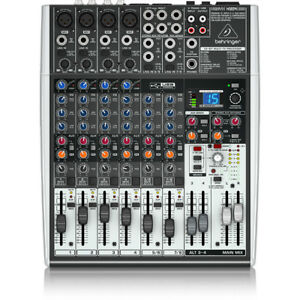 Behringer-Xenyx-QX1204USB-12-Input-USB-Audio-Mixer-Interface-Effects-Mic-Preamps