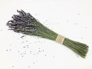 Real-Dried-Lavender-Wedding-Bouquet-Bridesmaid-Flower-Girl-Bride-Bunch-Flowers