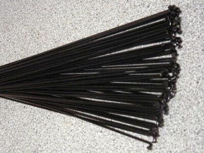WITH Nipples Sapim 18 Custom Length Spokes Stainless Steel 14g 80-308mm