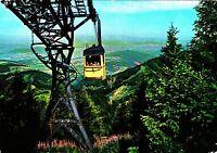 Freiburg im Breisgau , Schwebebahn zum Schauinsland, Ansichtskarte