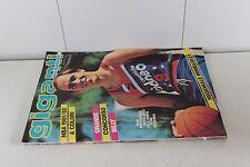 rivista GIGANTI DEL BASKET 1981 numero 11 CON INSERTO