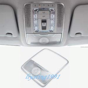 2PCS Inner Front Reading Light Lamp Cover Trim For Mercedes Benz GLE W167 2020