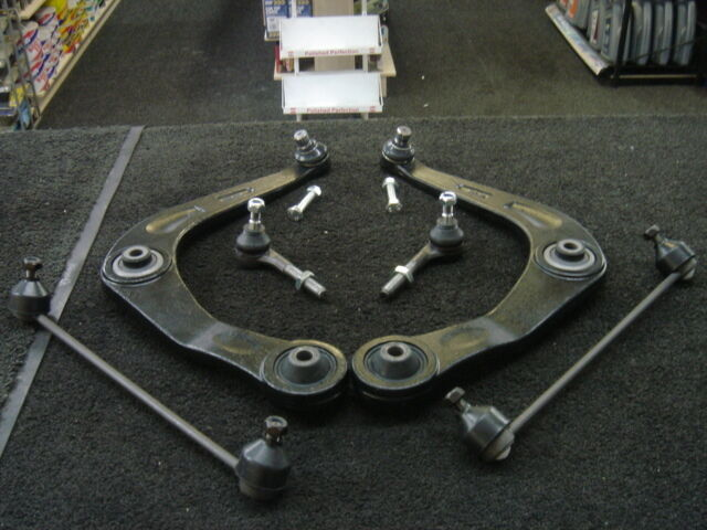 Peugeot 206 1.4i FRONT LOWER WISHBONE ARMS ROLL BAR LINKS