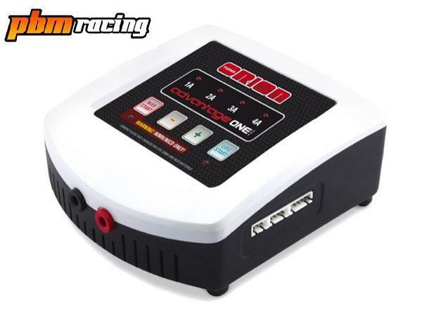 Team Orion ONE 405 AC DC RC Easy To Use Lipo NiMH Battery Charger ORI30231