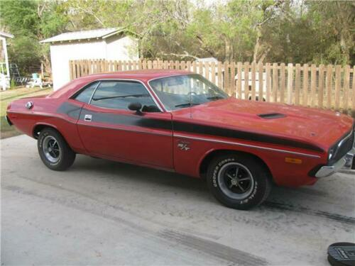s-l500 in 1973 Dodge Challenger 32,000 Miles Red 318 in E-Body stuff found on Ebay, Craigslist or anywhere else