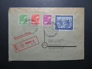 Germany-1948-Weissenhorn-Event-Cover-w-Better-Issues-Z10374