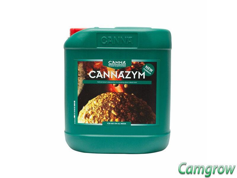 Canna-lavan 5L-Salud de raíz de enzima natural para Hidroponía, Suelo, Coco