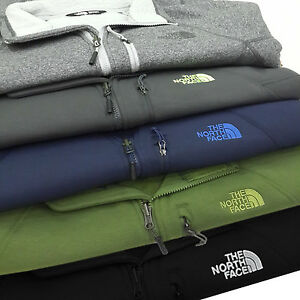 4d3fa9ccf Details about The North Face Men's Timber Fleece Jacket Full Zip Relaxed  Fit New