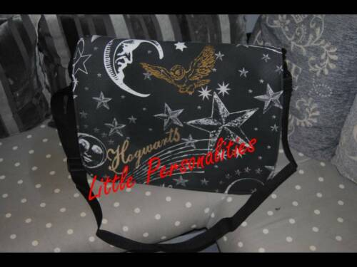 harry potter hogwarts owl moon changing bag changing mat and nappy wallet