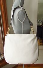 c26d7f7e7f item 3 NWT Michael Kors FULTON Large HOBO Leather SHOULDER Bag OPTIC WHITE  w  Dust Bag -NWT Michael Kors FULTON Large HOBO Leather SHOULDER Bag OPTIC  WHITE ...