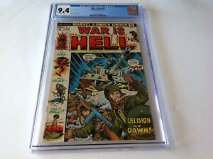 WAR-IS-HELL-1-CGC-9-4-WHITE-PAGES-MARVEL-COMICS