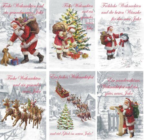 100 Cartes de Noël Félicitations Cartes Noël Carte Noël 220006 Hi