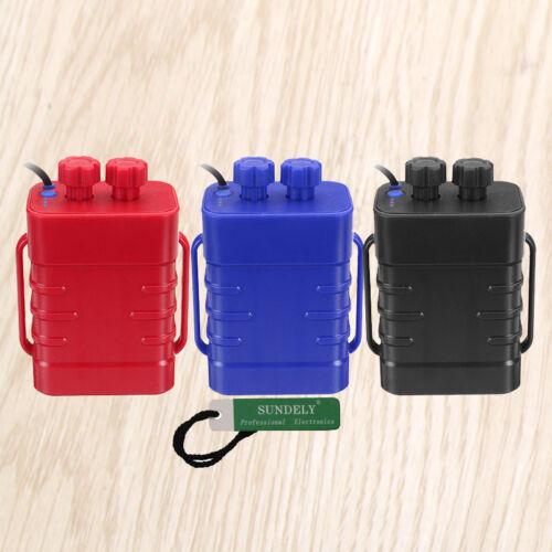 Waterproof 18650 Battery Pack 8.4V Case House Cover for Bike Light//Lamp UK stock