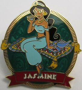 Disney-Princess-Swirl-Series-Jasmine-Pin