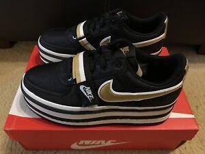 Nike Ao2868 dames zwart wit 2k goud Vandal 002 Sz 10 penpunt 5 metallic vv6Awx