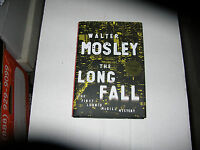The Long Fall By Walter Mosley (2009) Signed 1st/1st