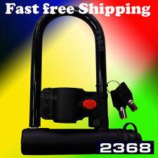 "Anti-thief Tool 3""X6"" U Shape Heavy Duty Bicycle Motorcycle  Lock"