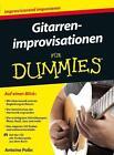 Gitarrenimprovisationen für Dummies von Antoine Polin (2012, Taschenbuch)