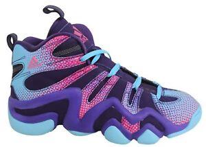Con Aq8463 8 Ginnastica Adidas Da Uomo Lacci Basket Scarpe Crazy Multicolore D6 B6wq1aS