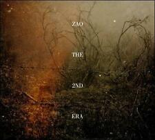 The 2nd Era [Digipak] - Zao (Metalcore) (CD, 2011, 3 Discs, Tooth & Nail)