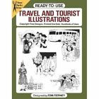Ready-to-Use Travel and Tourist Illustrations by Tom Tierney (Paperback, 1987)
