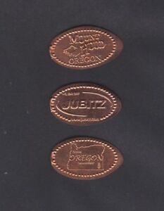 Jubitz-Travel-Center-Elongated-Penny-Set-Portland-OR