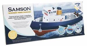 Artesania-Latina-30530-Samson-Tugboat-Model-Boat-Kit-Easy-Build