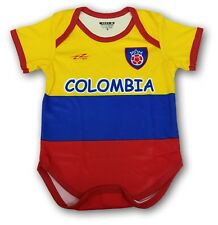 c59e95bb1a5 Colombia Soccer Baby Outfit Jumpsuit Mameluco New W O Tags Size 9 to 18  months