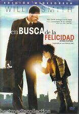 En Busca De La Felicidad ( The Persuit Of Happyness ) DVD Will Smith BRAND NEW