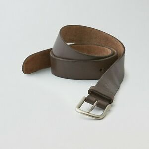 AMERICAN EAGLE OUTFITTERS Tumbled Leather Belt Size 34 *Brand New w/ Tag*