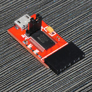 New-version-smaller-micro-FTDI-Basic-Breakout-5V-3-3V-Adjustable-Micro-USB