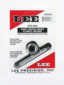 Lee 270 Win Case Length Gauge 90128