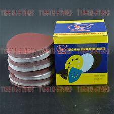 100pcs 1000GRIT 7Inch(180mm) Sander Disc sanding pad Polishing pad Sandpaper