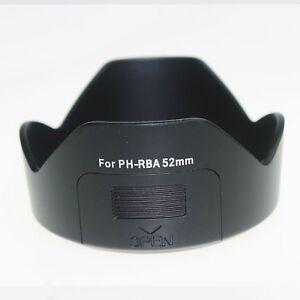 PH-RBA-52mm-Lens-Hood-for-Pentax-SMC-DA-18-55mm-F3-5-5-6-AL-Lens