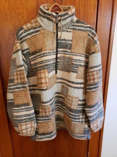 Lincoln Quarter Zip Fleece