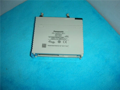 Panasonic PLC Output Module Tested AFP23407 1PCS Used FP2-Y64T