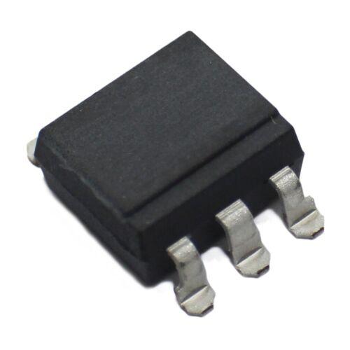 2x MOC3083SR2VM Optotriac 4,17kV Triac Gull wing 6 Kanäle 1 0,6kV//μs