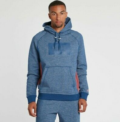 Nike Lab X Pigalle Hoodie Port Coastal Blue French Terry 872893 650