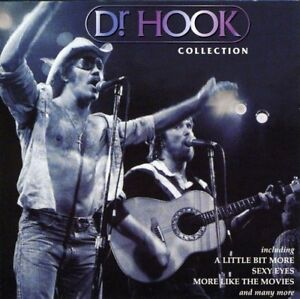 DR-HOOK-2-CD-COLLECTION-CD-70-039-s-BEST-OF-GREATEST-HITS-DOCTOR-NEW