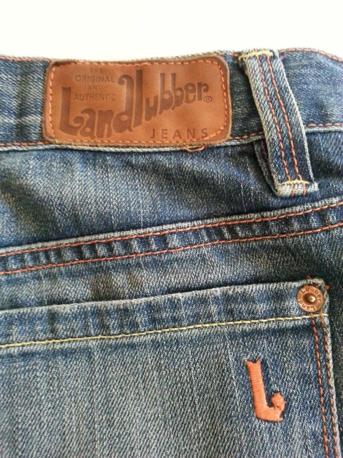 Vintage Women's Landlubber Denim Jeans Pants Size… - image 6