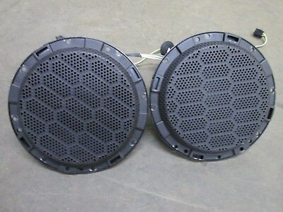 05-09 Ford Mustang Gt Shaker 1000 Door Sub Woofer Speakers OEM #1703