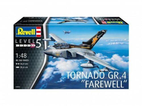Revell Tornado GR.4 Farewell 1:48 Revell 03853