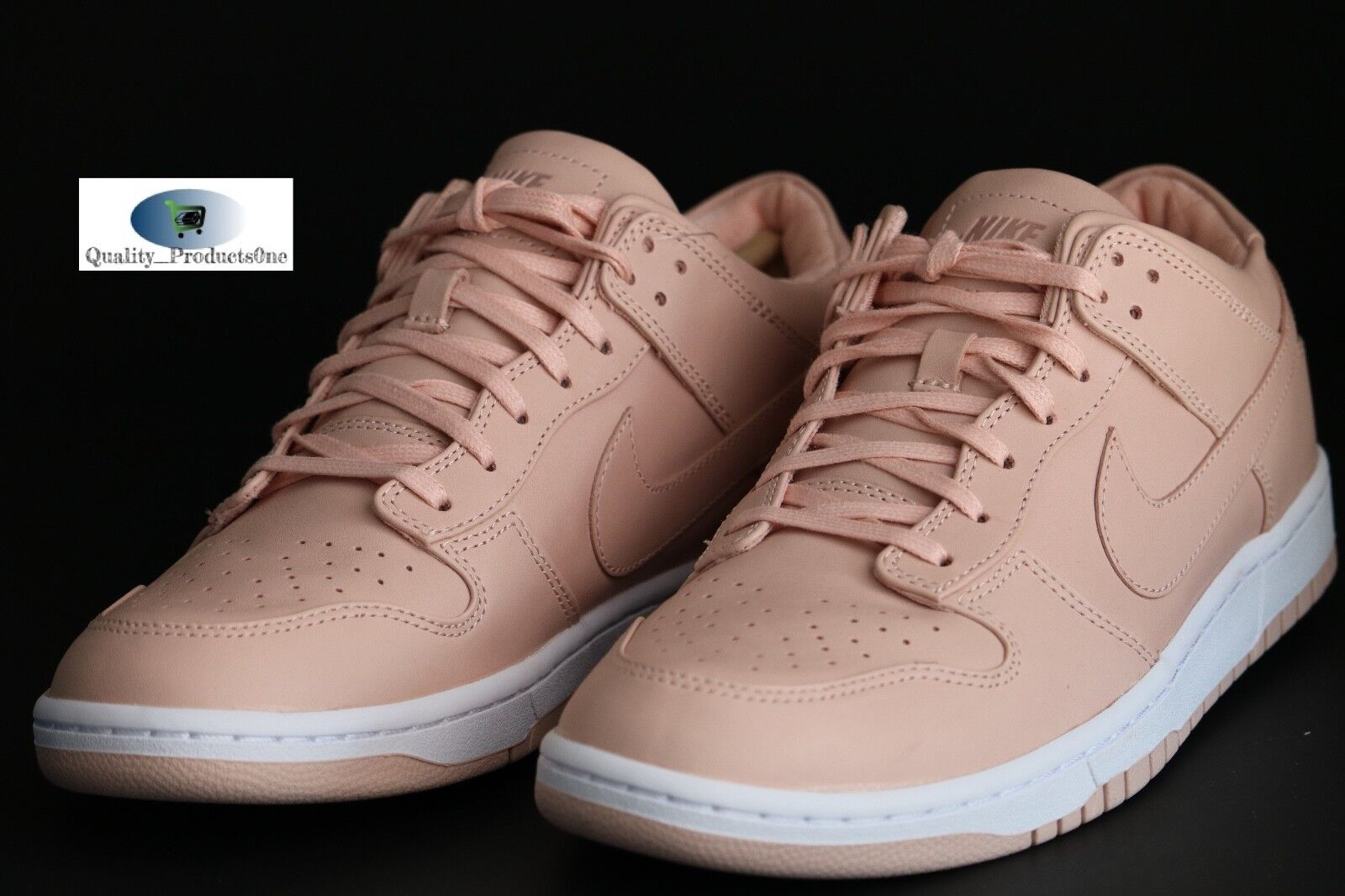 Men's Nike NIKELAB Dunk Lux Low Arctic Orange 857587 800 Size 10
