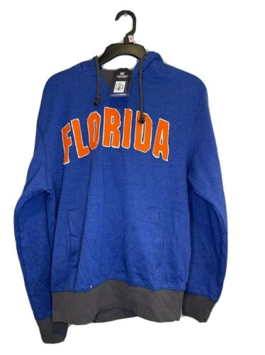 Florida Gators Colosseum Mens Blue Pullover Hoodie