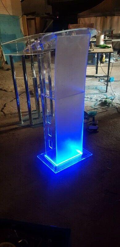 Industrial LED Pulpit
