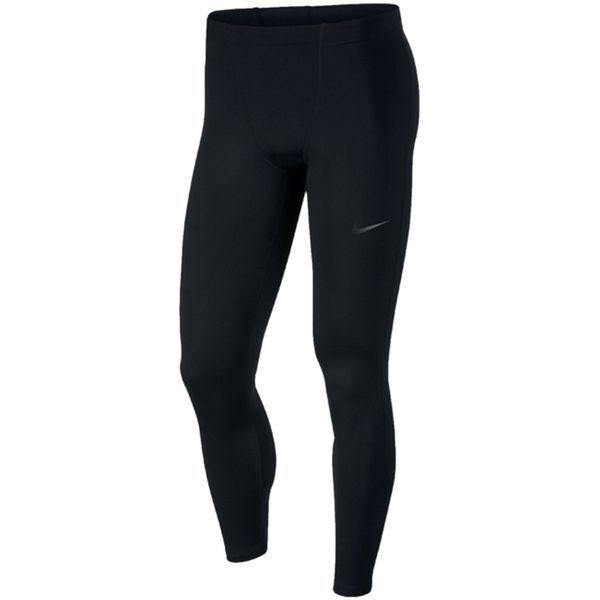 NIKE Herren Running Lauftights Thermal Run Leggings Hose brushed Fleece 929352